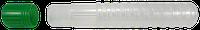 Пенал для Кистей, пластиковый раздвигающийся тубус d = 40 мм L= 275 - 380 мм. К-4012м