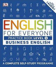 English for Everyone: Business English 1 Pactice Book / Практическая тетрадь к учебнику