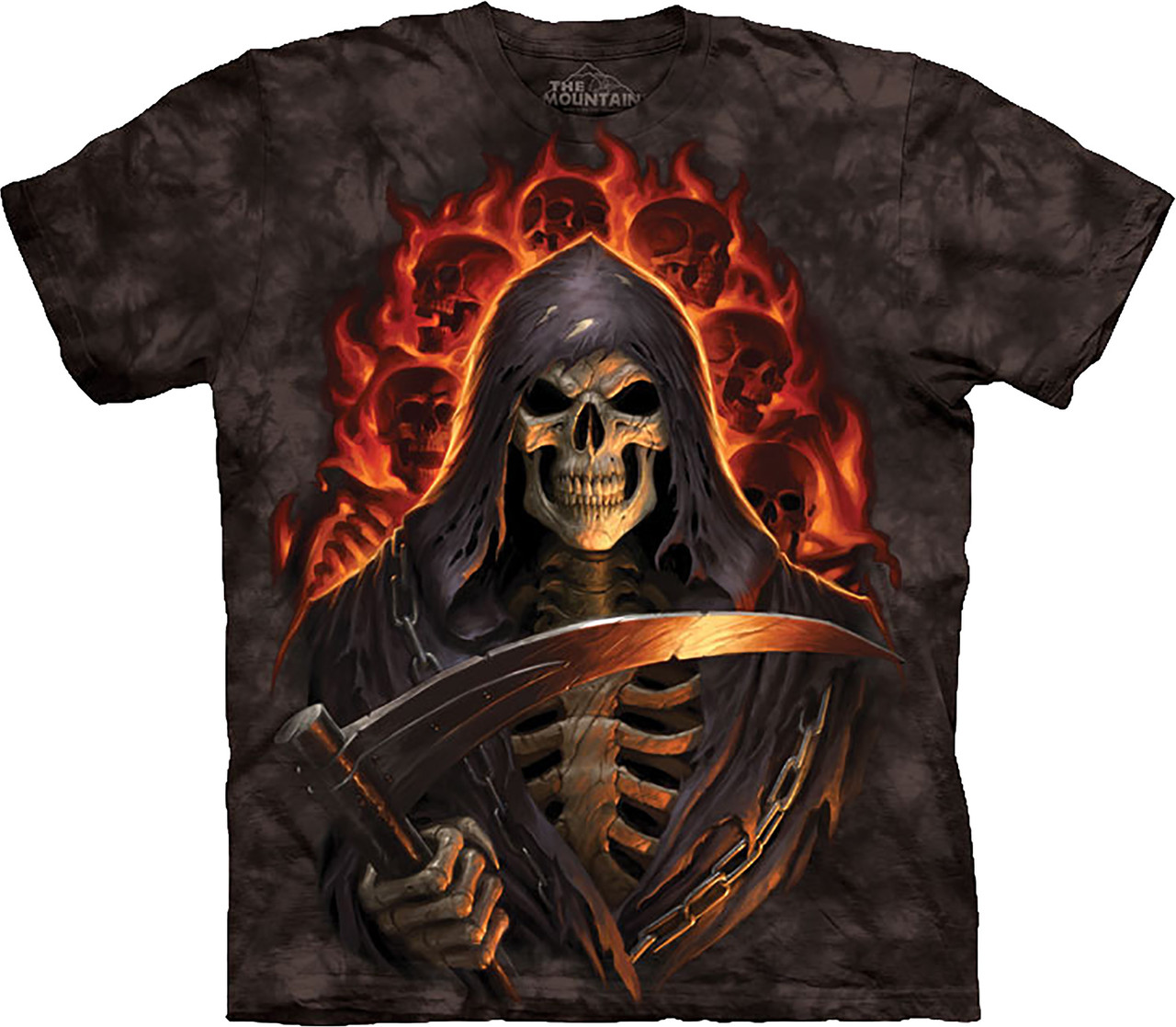 Футболка The Mountain - Fire Reaper