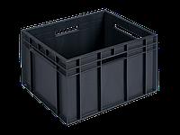 Ящик пластиковий (433х347х283), фото 1