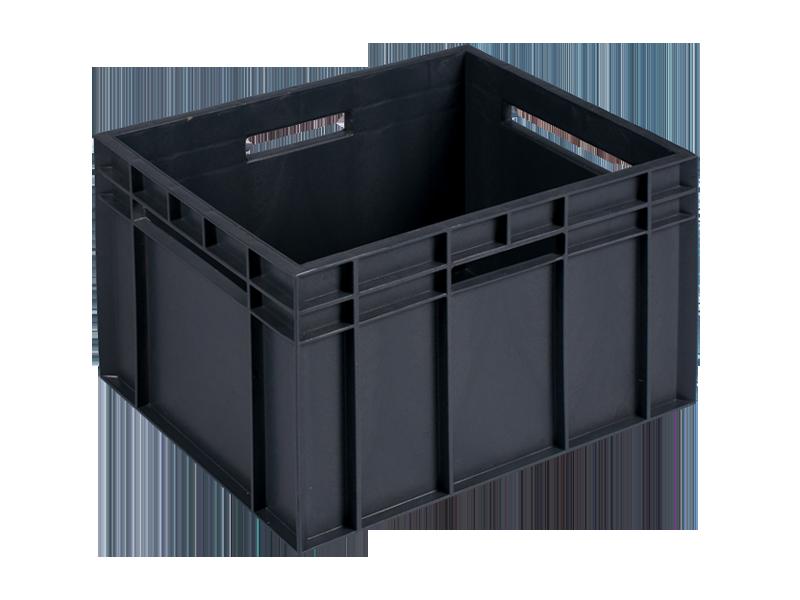 Ящик пластиковий (433х347х283)