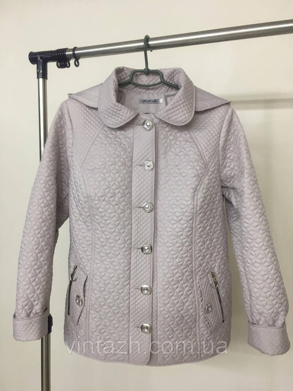 Женская весенне-осенняя куртка  размеры 50-60 в Украине