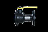 Кран шаровый стальной KSH-С.03 L-F-50.00 L DN 50(аналог 11С41П)
