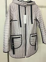 Модная куртка для женщин размеры 50-60