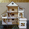 Кукольный домик 3 этажа.