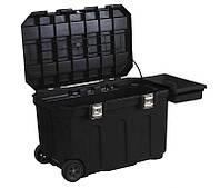 """Ящик для инструмента Stanley с колесами """"Mobile Job Chest™"""" с интегрированным замком. (1-93-278)"""
