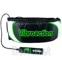 Пояс вибромассажер для похудения Vibroaction Виброэкшн