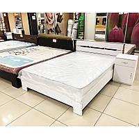 Кровать двуспальная 160 + Матрас ЭКО-32 160х200 вместе дешевле!