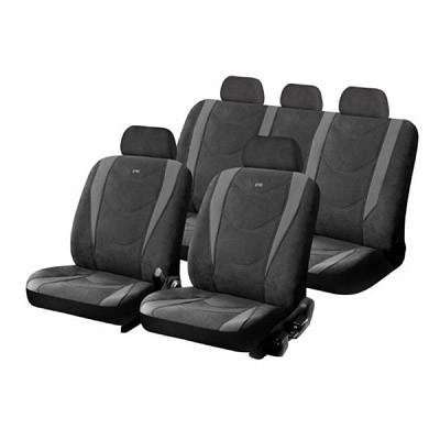 Чехлы для автомобильных сидений Hadar Rosen CRUISE Светло-Серый/Темно-Серый 10380