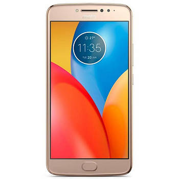 Motorola Moto E4 PLUS 3/16GB Iron Gold Grade B1 Б/У