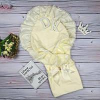 """Летний конверт-одеяло """"Мечта"""" на выписку"""