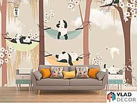 Фотообои панды по Вашим размерам