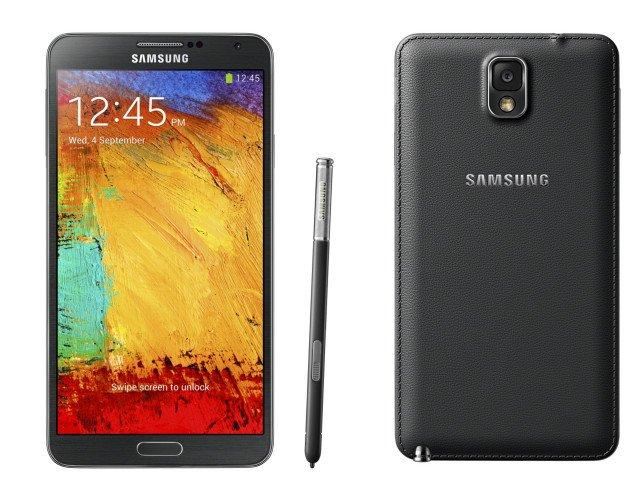 Samsung N9002 Galaxy Note 3 Dual 2/16Gb Black Grade С Б/У