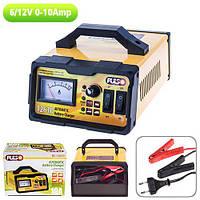 Зарядное устройство PULSO BC-12610 6-12V/0-10A/10-120AH стрелка для аккумулятора авто