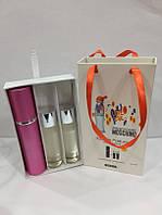 Подарочный набор парфюмерии Moschino I Love Love с феромонами