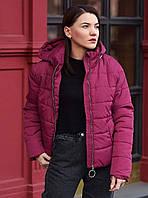 Женская молодежная демисезонная курточка в размерах 42-48