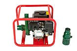 Мотопомпа бензиновая WEIMA WMQBL65-55 (высоконапорная для капельного полива), фото 4