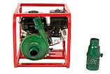 Мотопомпа бензиновая WEIMA WMQBL65-55 (высоконапорная для капельного полива), фото 5