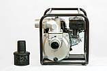 Мотопомпа бензиновая WEIMA WMQGZ80-30 (80 мм, 60 куб.м/час), фото 4