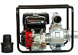 Мотопомпа бензиновая WEIMA WMQGZ100-30 (96 куб.м/час), фото 3