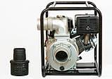 Мотопомпа бензиновая WEIMA WMQGZ100-30 (96 куб.м/час), фото 4