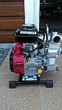Мотопомпа бензиновая WEIMA WMQGZ40-20 (40мм, 27 куб.м/час), фото 5
