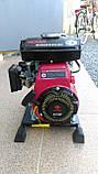 Мотопомпа бензиновая WEIMA WMQGZ40-20 (40мм, 27 куб.м/час), фото 6