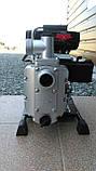 Мотопомпа бензиновая WEIMA WMQGZ40-20 (40мм, 27 куб.м/час), фото 7