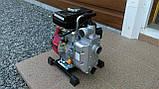 Мотопомпа бензиновая WEIMA WMQGZ40-20 (40мм, 27 куб.м/час), фото 8