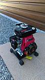 Мотопомпа бензиновая WEIMA WMQGZ40-20 (40мм, 27 куб.м/час), фото 9