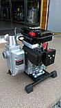 Мотопомпа бензиновая WEIMA WMQGZ40-20 (40мм, 27 куб.м/час), фото 10