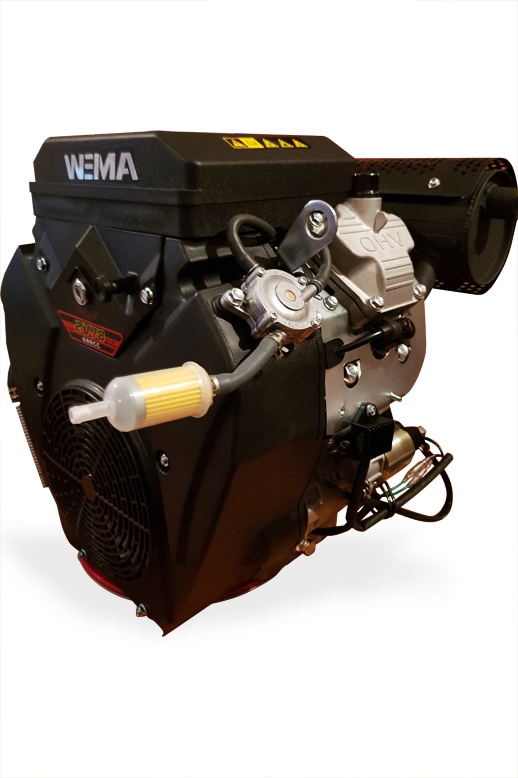 Двигатель бензиновый WEIMA WM2V78F (20 л.с.)