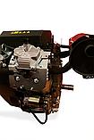 Двигатель бензиновый WEIMA WM2V78F (20 л.с.), фото 3