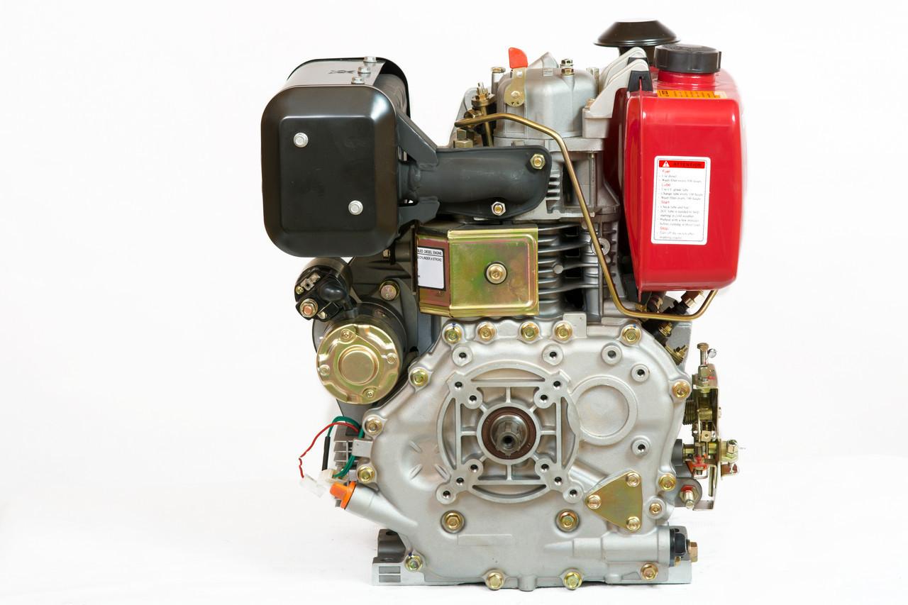 Двигатель дизельный Weima WM186FBE (9.5 л.с. шлицы)