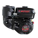 Двигатель бензиновый WEIMA W230F-S New Евро 5 (7,5 л.с.), фото 3