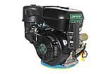Двигатель бензиновый GrunWelt GW460FE-S (18 л.с., эл.стартер), фото 10