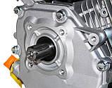 Двигатель бензиновый GrunWelt 230F-Т25 NEW Евро 5 (7,5 л.с., шлицы 25 мм), фото 10