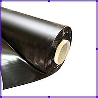 Пленка 70 мкм черная 3*100 м для мульчирования и строительства