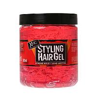 Гель для укладки волос XPel Styling Hair Gel Strong Hold 500мл