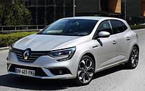 Renault Megane 2016+