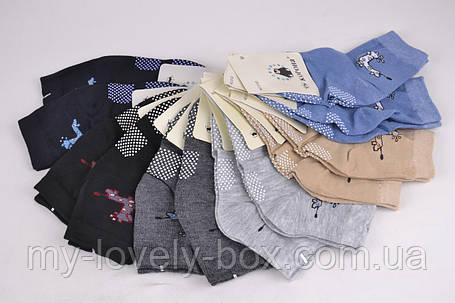 "ОПТОМ.Детские носки на мальчика ""КОРОНА"" ХЛОПОК (LKC3132/20-25) | 12 пар, фото 2"