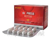 DePress Forte / ДеПресс форте сприяє зниженню кров'яного тиску №60 Зелена долина.