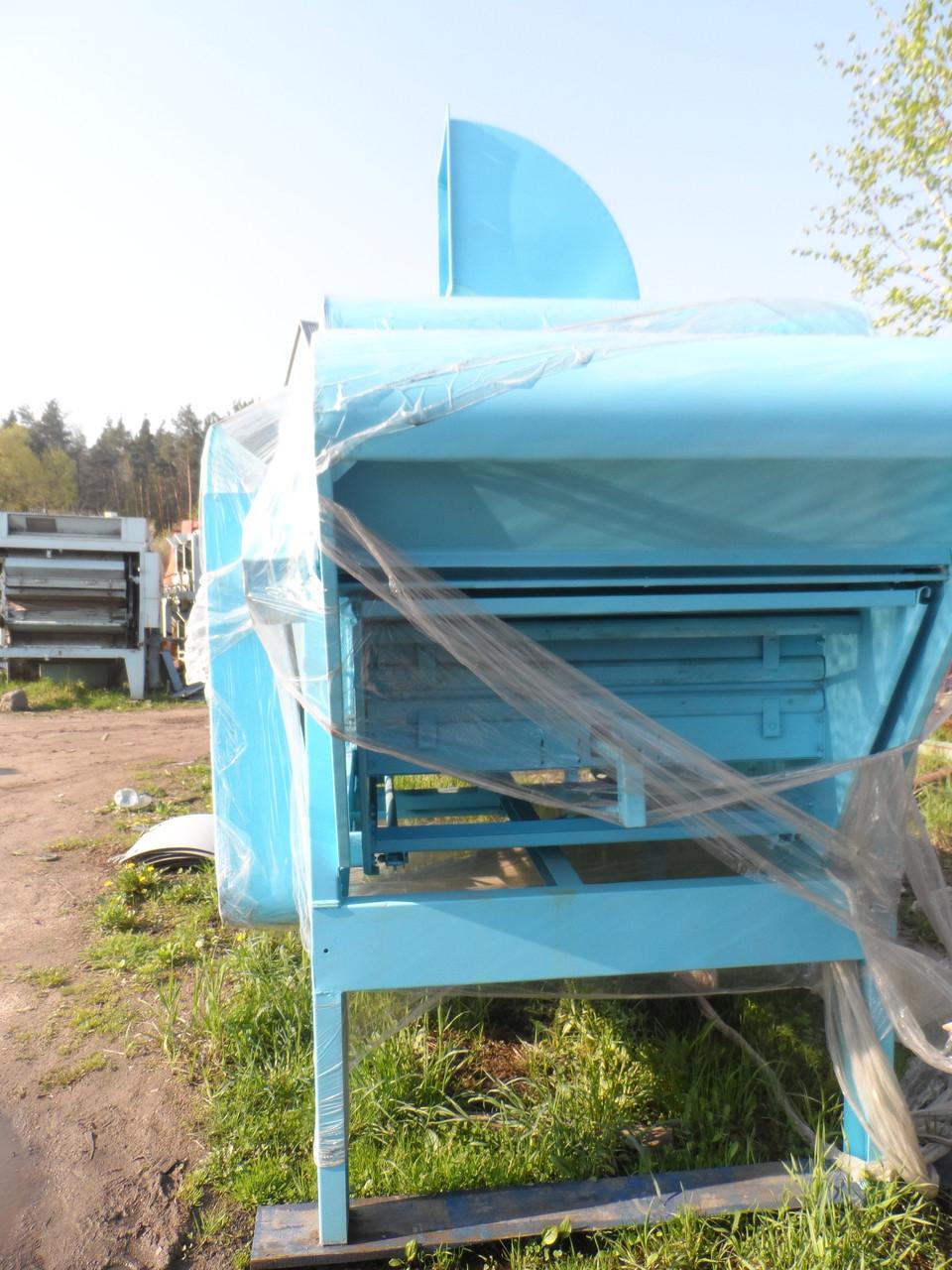 Воздушнорешетный сепаратор Петкус К-531 (Петкус 531) (без триерного блока)