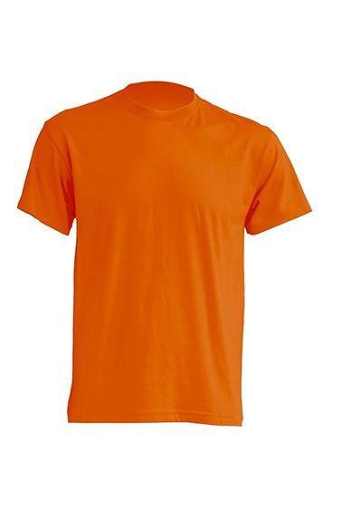 Футболка оранжевая JHK
