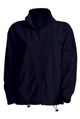 Куртка флісова чоловік. т. синя JHK