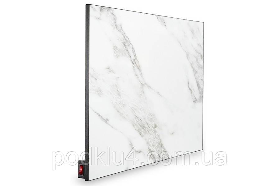 Керамическая панель Novaterm 9-NT1000 Белый мрамор Coliseo