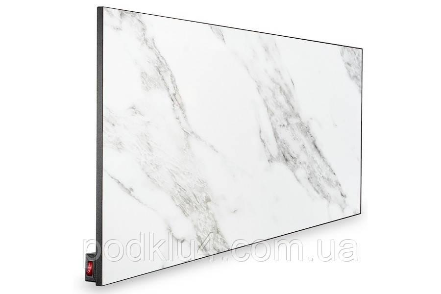 Керамическая панель Novaterm 12-NT1400 Белый мрамор Coliseo