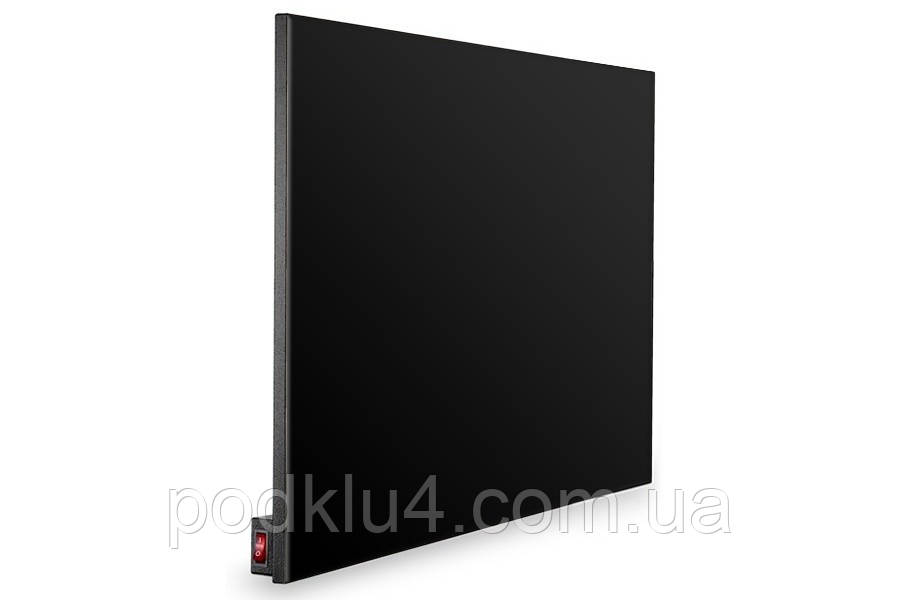 Керамическая панель Novaterm 6-NT700R Чёрный графит с терморегулятором