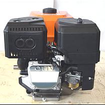 Двигун бензиновий Lifan KP460E (20 л. с., електростартер, вал 25 мм, шпонка), фото 3