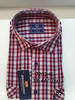 Рубашка 100 % коттон с коротким рукавом - 7202